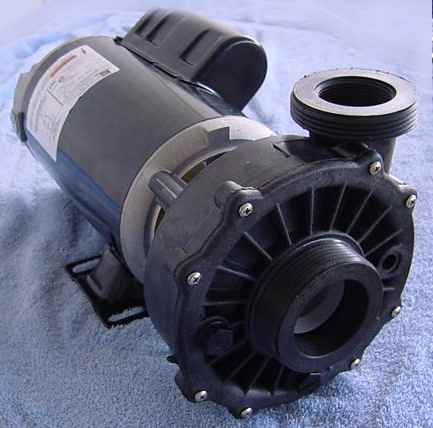 Waterway 3410830 10 1 5 Hp 1speed Spa Pump 230 115v Aqua